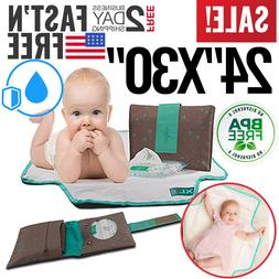 diaper changing pad for babies portable mat