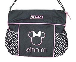 Disney Minnie Mouse Diaper Bag & Changing Pad , Lightweight