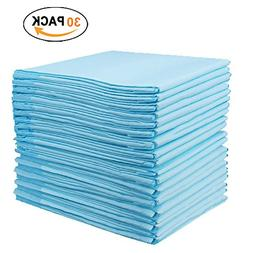 Disposable Large Changing Pads, High Absorbent Waterproof Po
