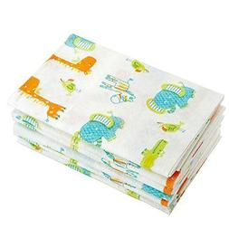 Babies R Us - Large Disposable Safari Changing Pads 6 Pack