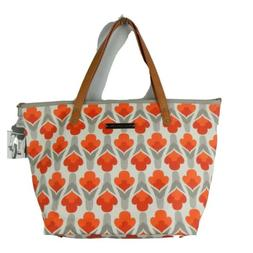 Petunia Pickle Bottom Downtown Tote Brittany Blooms Glazed D