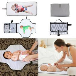 Durable Baby Changing Pad Infant Nappy Cover Toddler Waterpr