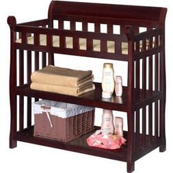 Delta Children's Products Eclipse Changing Table,Espresso