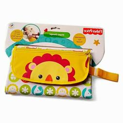 Fisher-Price Infant Baby Portable Attachable Travel Diaper C