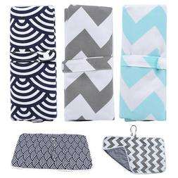 Foldable Portable Baby Diaper Changing Mat Change Washable P