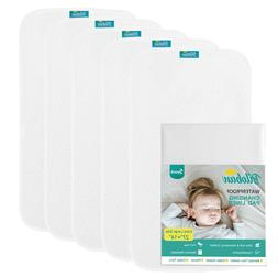 Infant Soft Cotton Terry Baby Diaper Changing Pad Cover Line