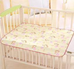 Kids Waterproof Bedding Changing Cover Pad Baby Infant Diape