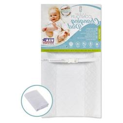 L.A. Baby Combo Pack with Contour Changing Pad and Terry Cov
