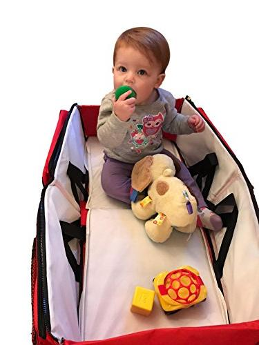 Prime Products in Multi functional Travel Folding Crib, Station
