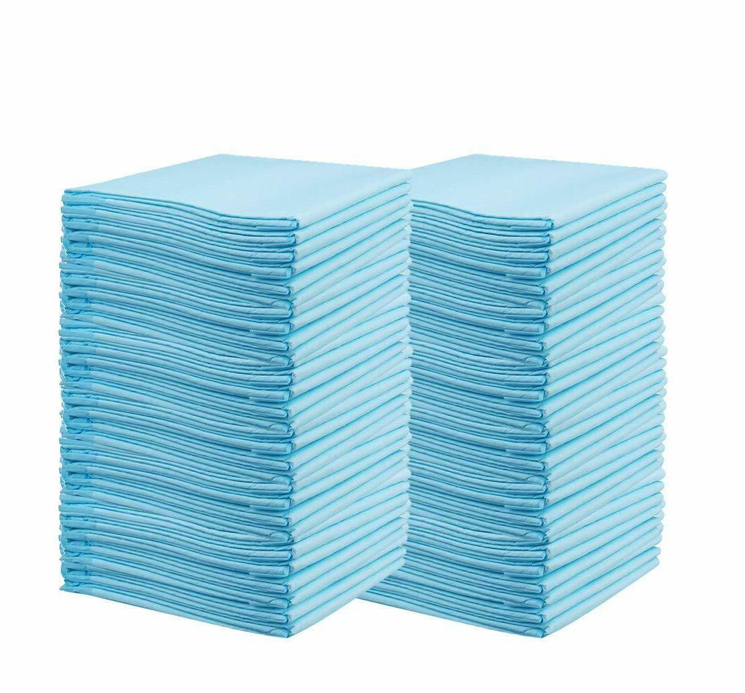 100 pack disposable changing pads baby disposable