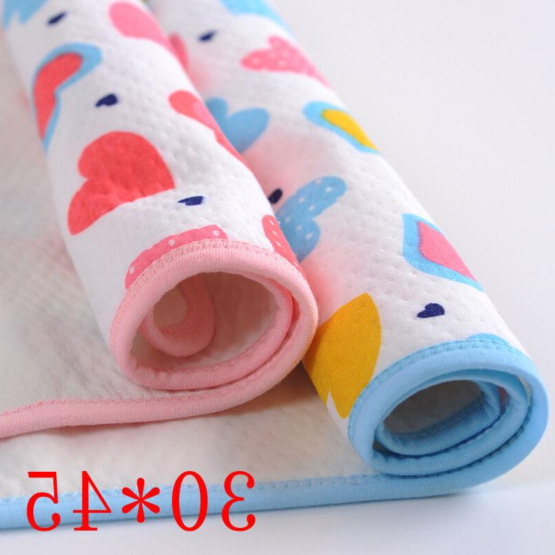 1pcs Changing Mat Newborn Nappy Pads Waterproof