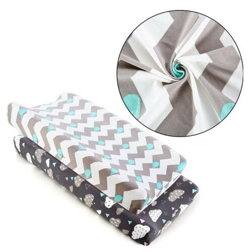 2Pcs/Pack Changing Pad Stretchy Changing Covers