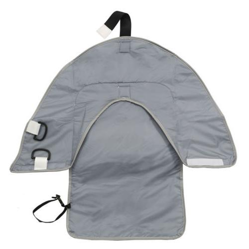 3-IN-1 Baby Changing Foldable Clutch