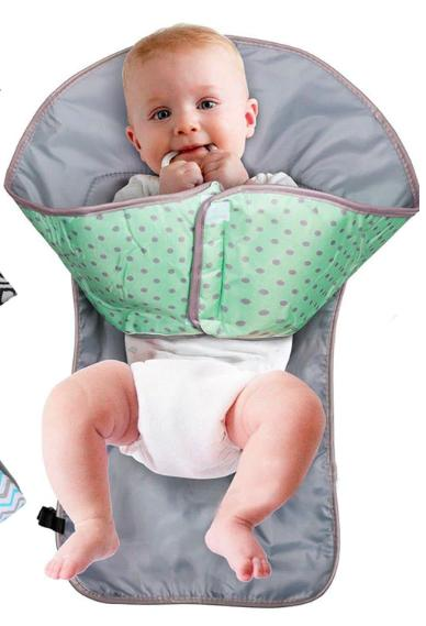 3-in-1 Portable Baby Changing - Clean