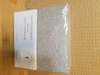 Burt's Bees Baby - Changing Pad Cover, 100% Organic Cotton H