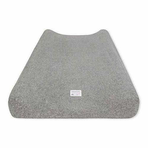 "Burt's - Changing Pad Super Absorbent Knit 100% Organic for Standard 16"" 32"" Pads"