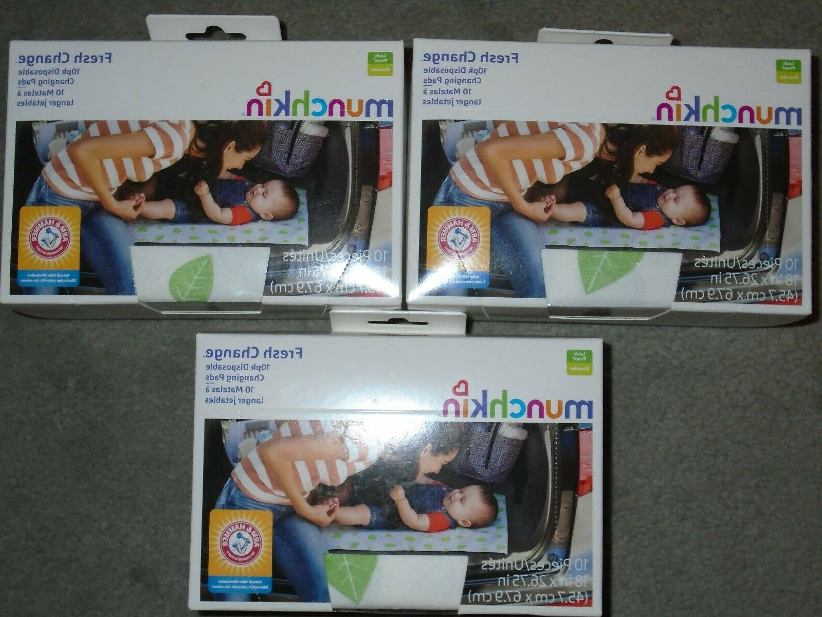 arm and hammer leak proof disposable changing