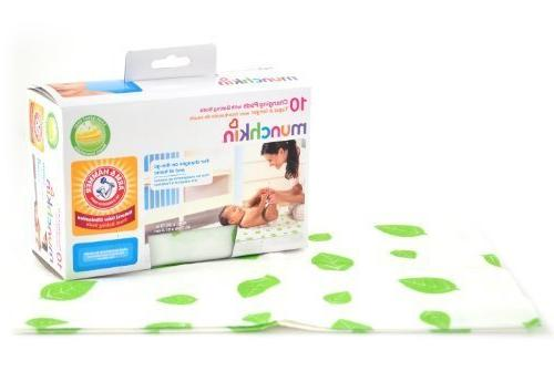 arm hammer disposable changing pad