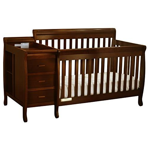 athena kimberly 1 convertible crib