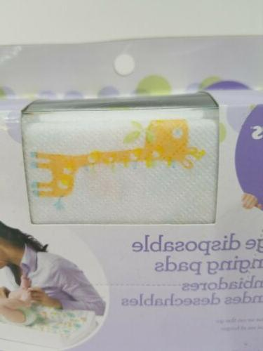 Babies 12ct Disposable Changing Pads for -