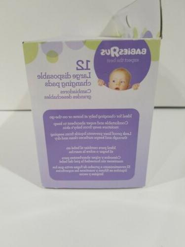 Babies R Us 12ct Disposable for Baby
