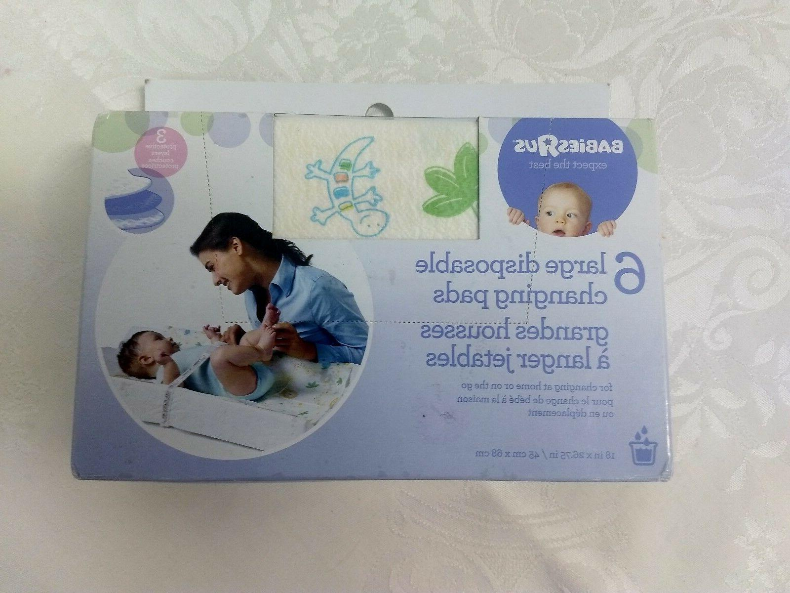 babies r us disposable changing pads 6