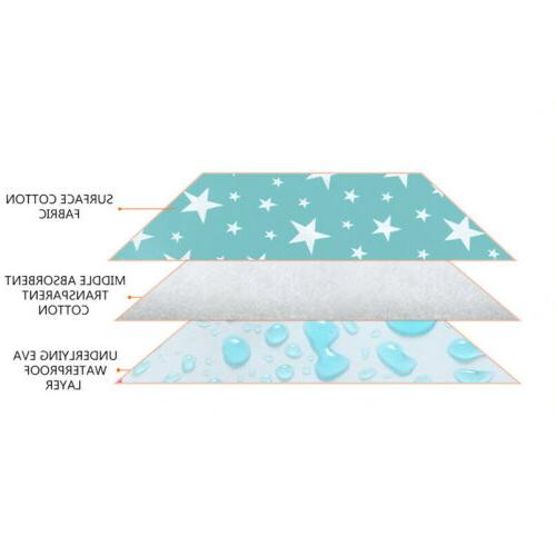 Waterproof Mat Cover Change Portable US