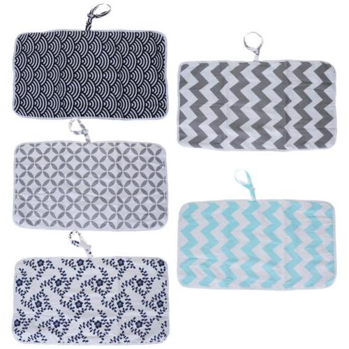 baby changing diaper pads travel portable waterproof