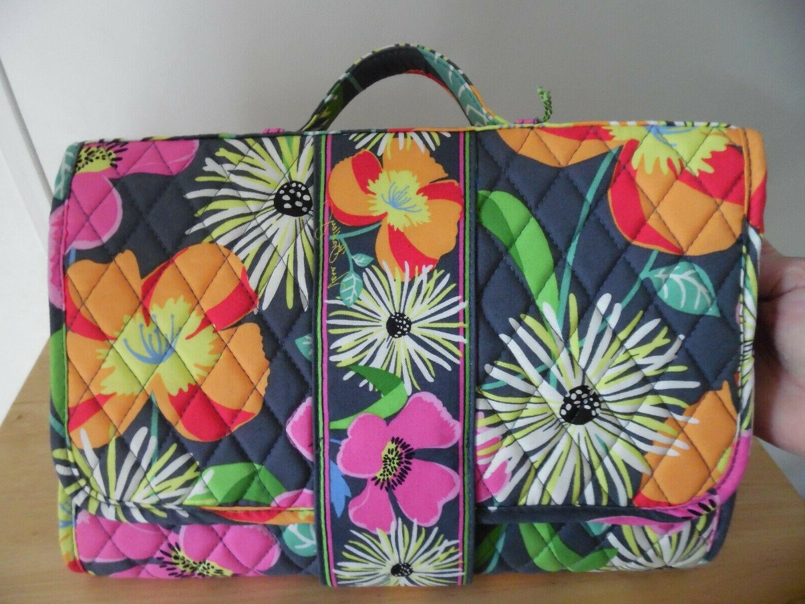 Vera Changing Pad Clutch Blooms, w.Tags