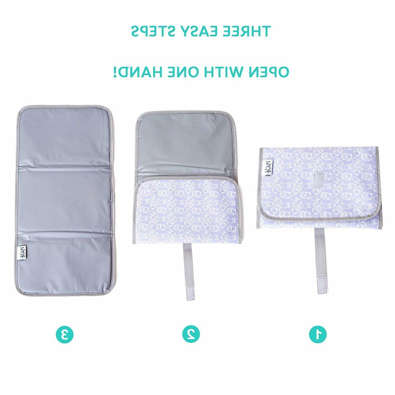 Baby Pad,Fully for Large Waterproof Mat