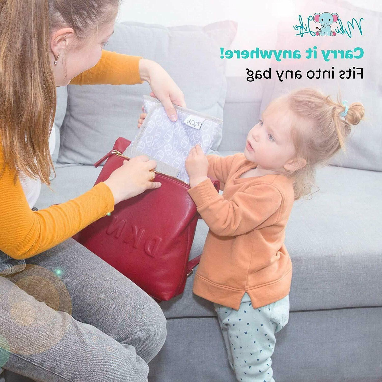 Baby Changing Pad,Fully for Large Waterproof Mat