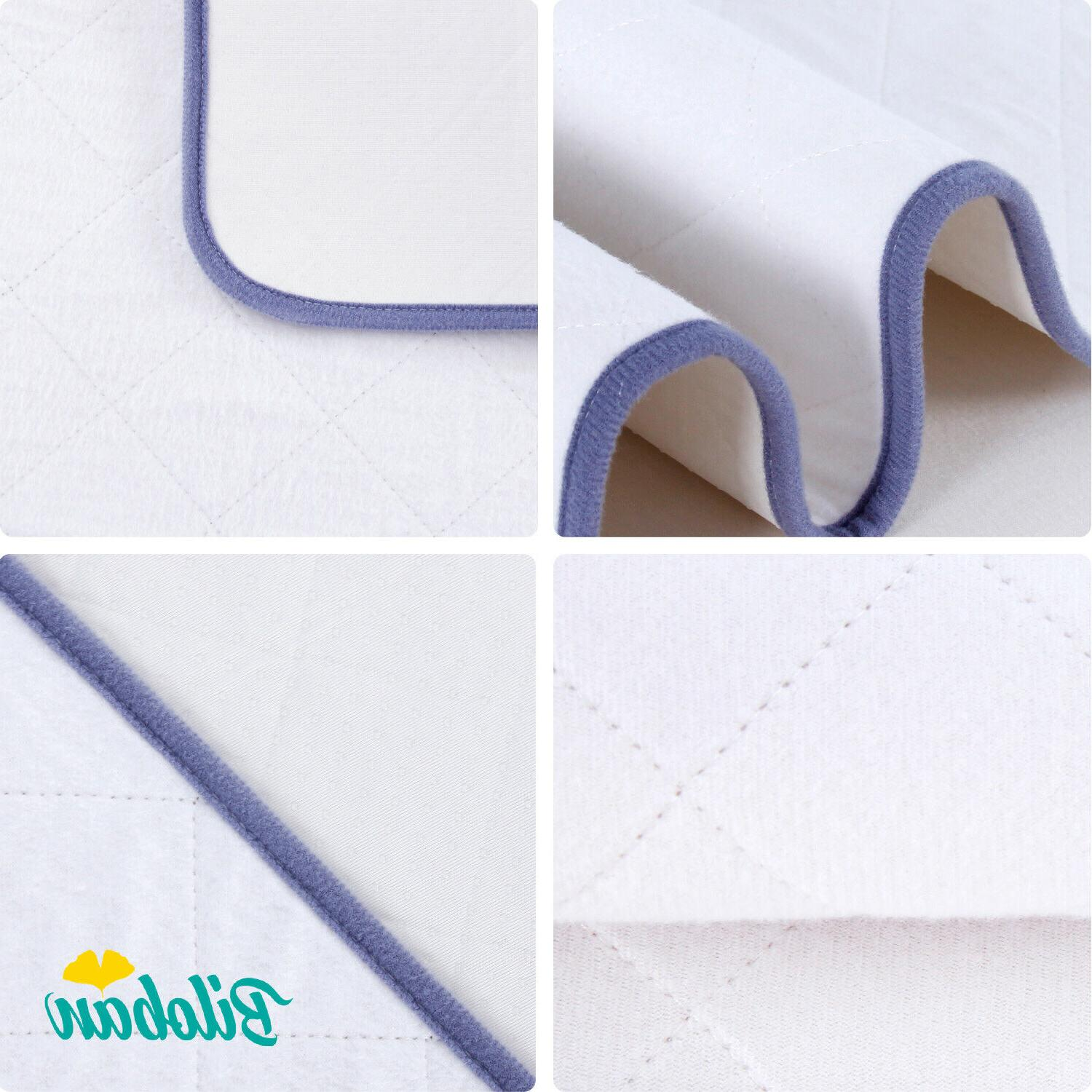 Baby Pad Nappy Cover Cotton Urine Anti-Slip