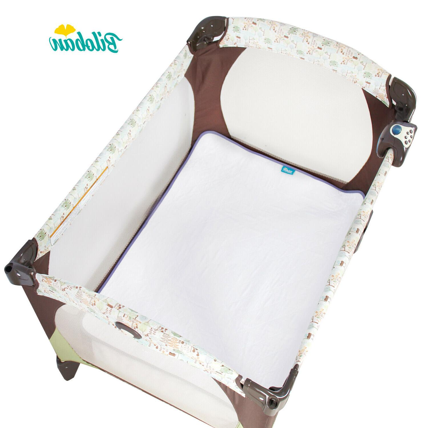 Baby Pad Nappy Cover Cotton Anti-Slip Waterproof