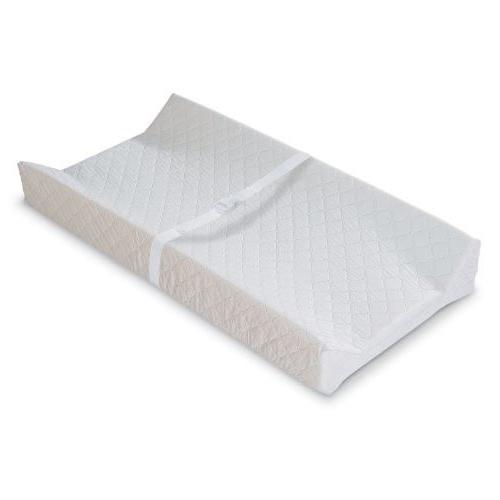 baby changing table contoured nursery pad diaper