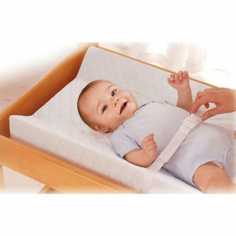 baby changing table pad contoured waterproof mat