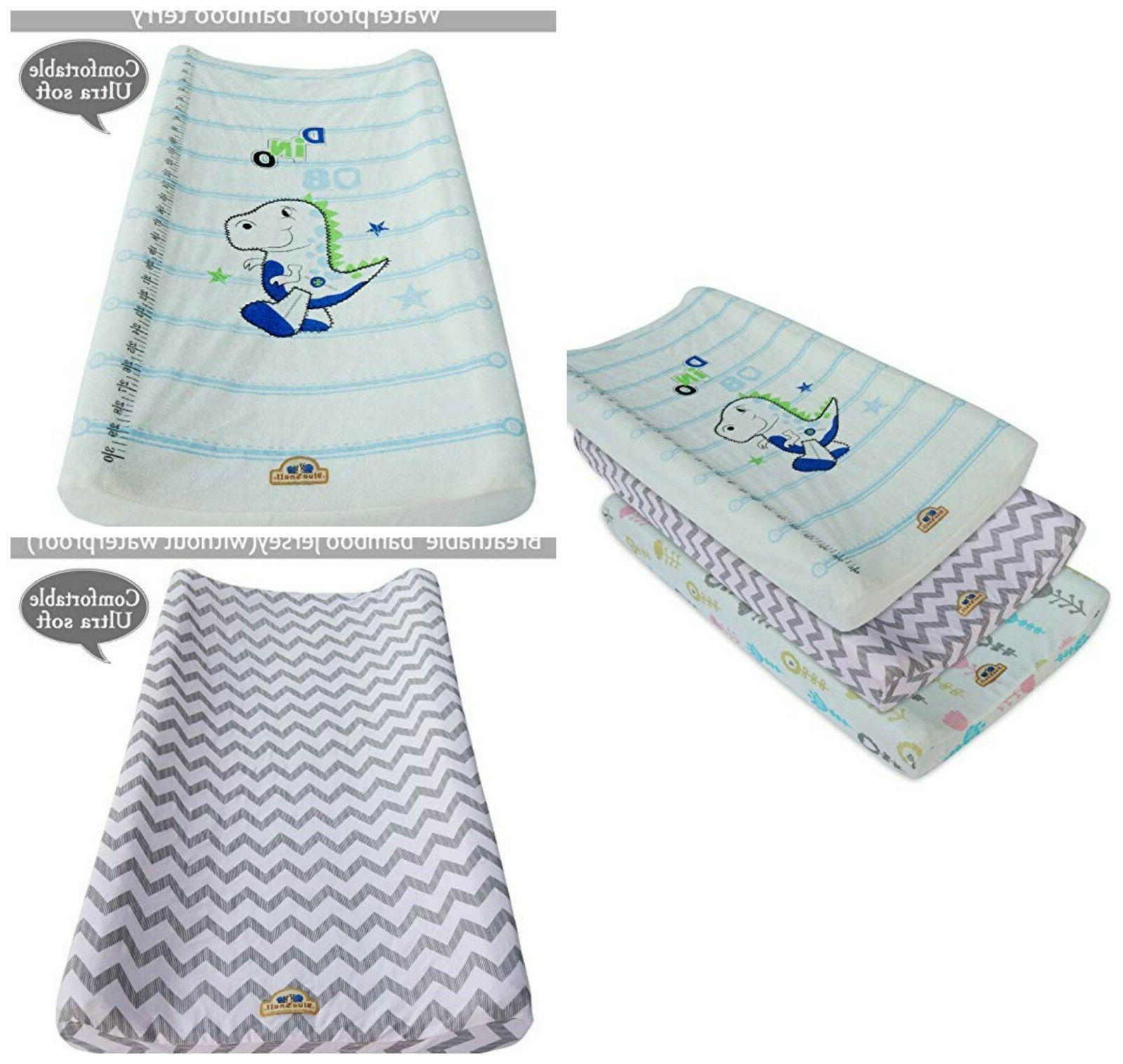 Baby Changing Pad Cover Diaper Covers Infant Pack