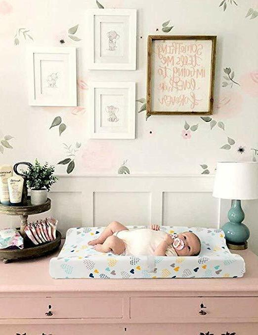 Baby Table Pad Covers New