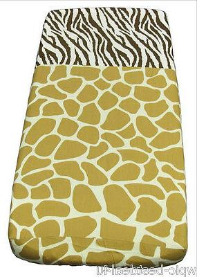 baby design diaper changing table pad cover
