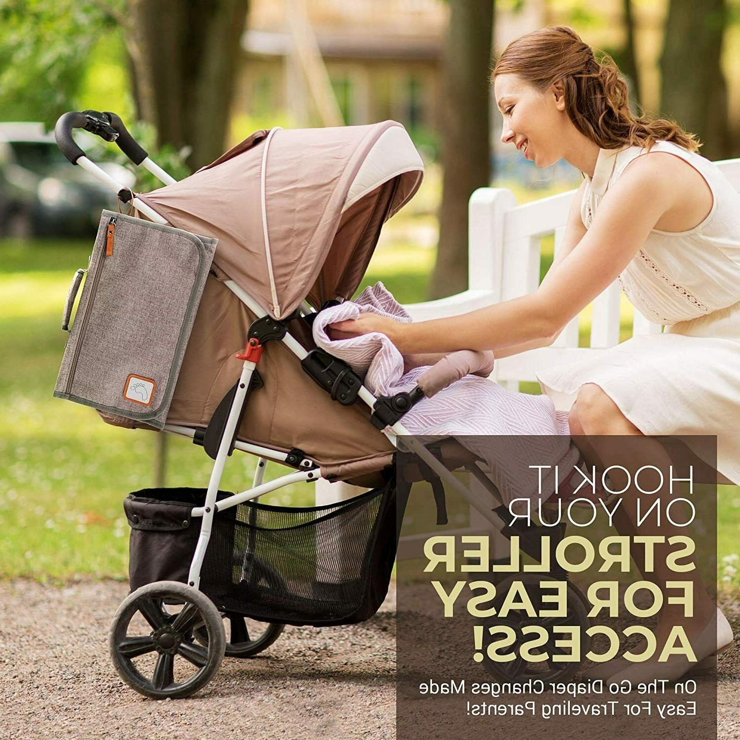 Portable Diaper Changing - Baby - Travel Stati...