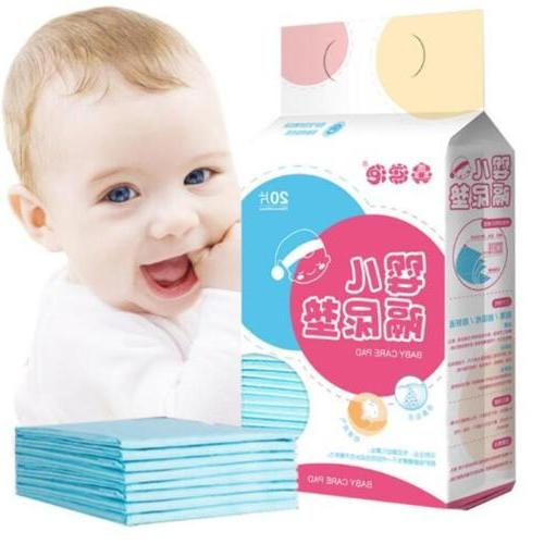 Baby Changing Pads 20 Pad Mat Q