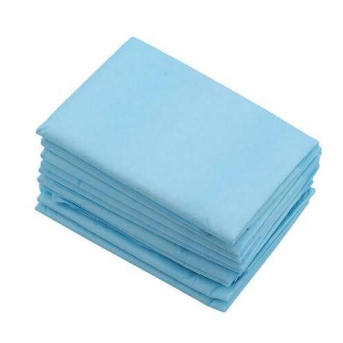 Baby Disposable 20 Pack Incontinence Bed Pad Soft Cover Q