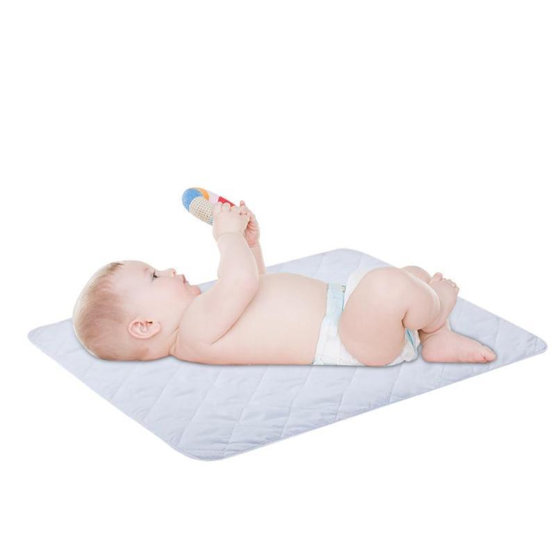 Bamboo Waterproof Changing for babies 3