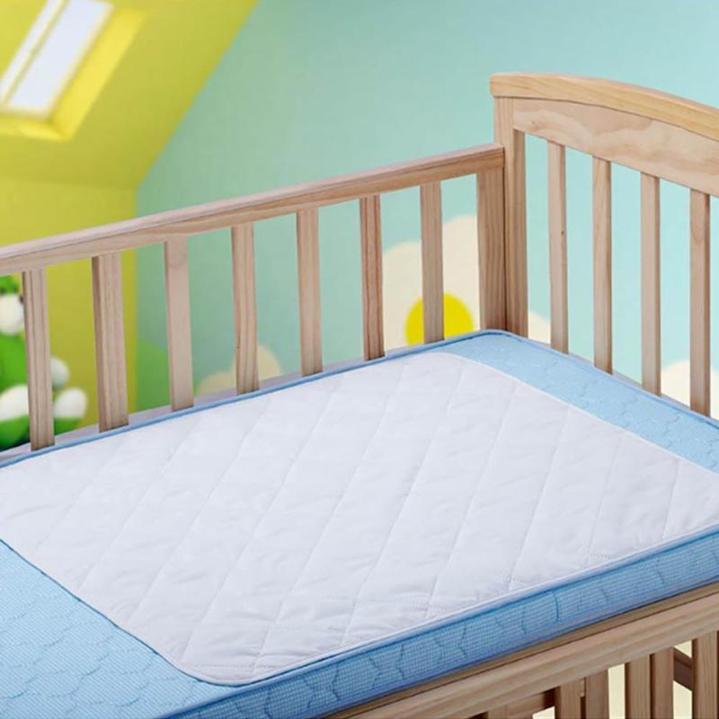 Bamboo Thicker Longer Waterproof Pad Liner for babies