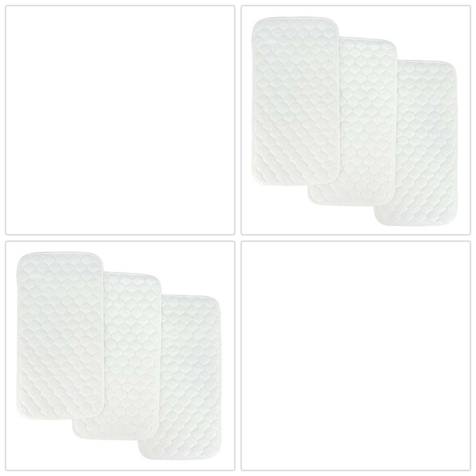bamboo quilted thicker longer waterproof changing pad
