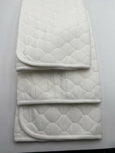 bamboo quilted thicker longer waterproof