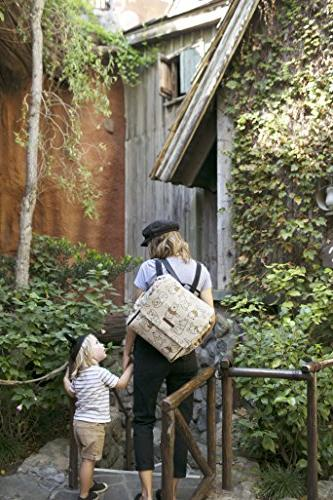 Petunia Bottom Boxy Backpack in The