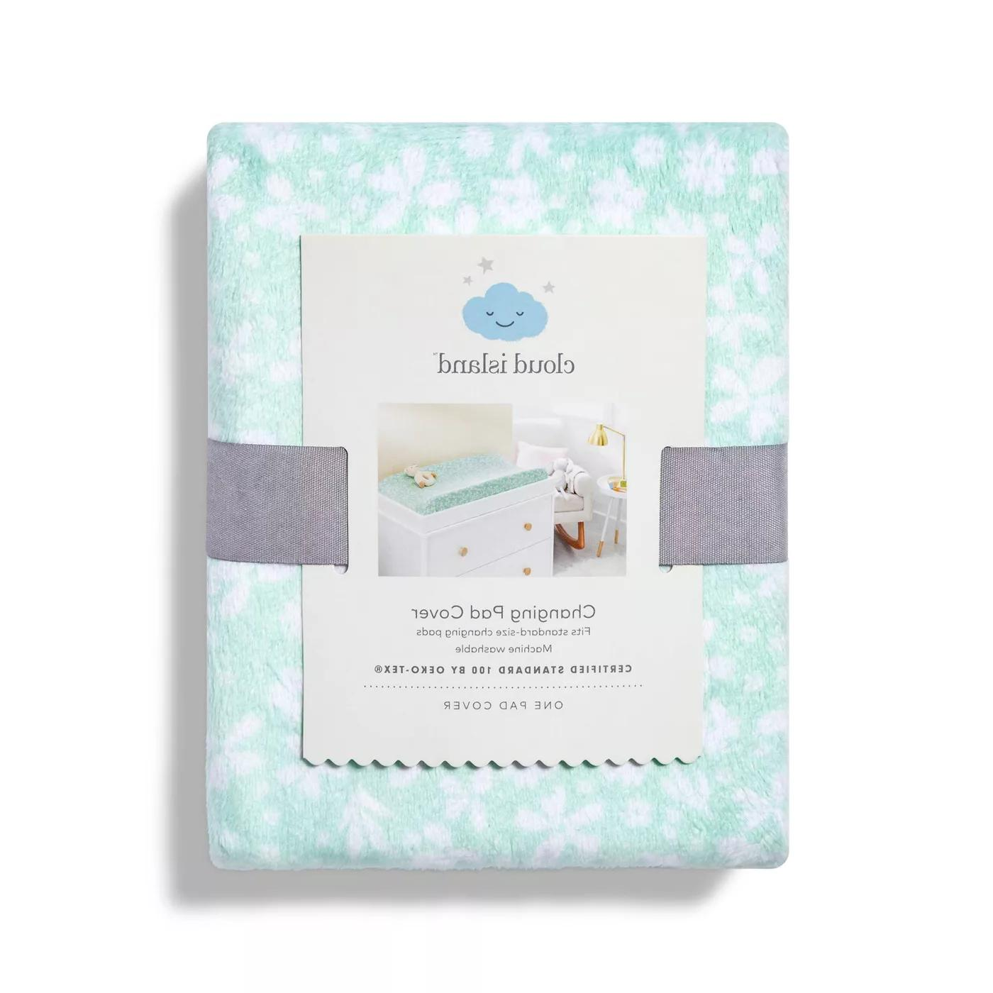 Changing Pad Cover Ditsy Floral