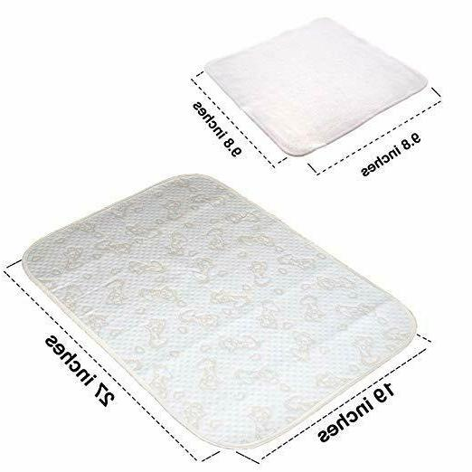 Changing Liners ~Newborn Portable Pads Soft