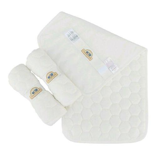 changing pads soft waterproof natural bamboo washable