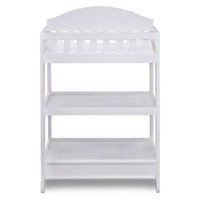 Children Baby Table with White